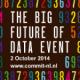 The Big Future of data