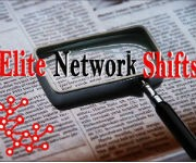 Elite Network Shifts