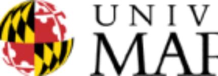 University Maryland logo